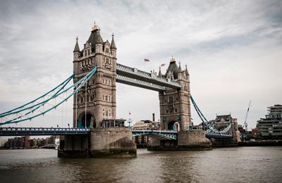 Tower Bridge is near The Chamberlain Hotel London