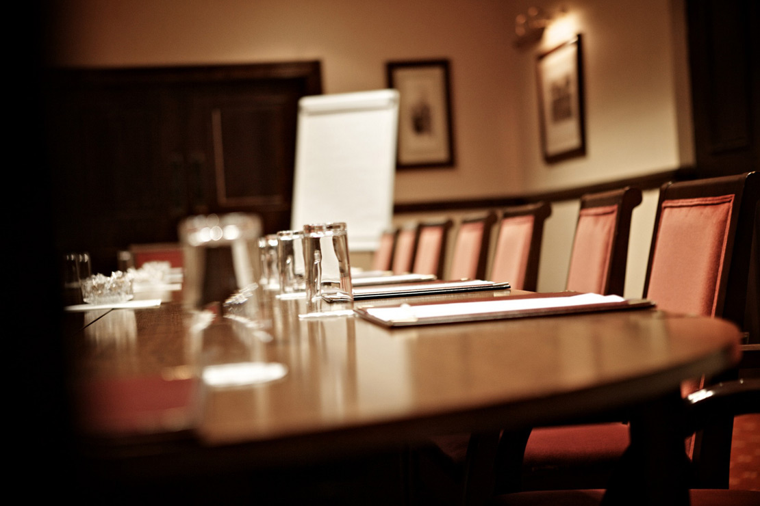 Function Room - The Chamberlain Hotel London
